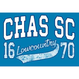 Charleston 1670 Graphic JW Shirtworks Exclusive Design