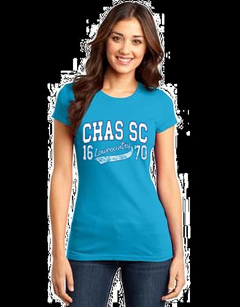 Charleston 1670 exclusive design JW Shirtworks