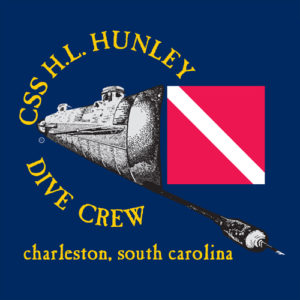 Hunley Dive Team Graphic JW Shirtworks